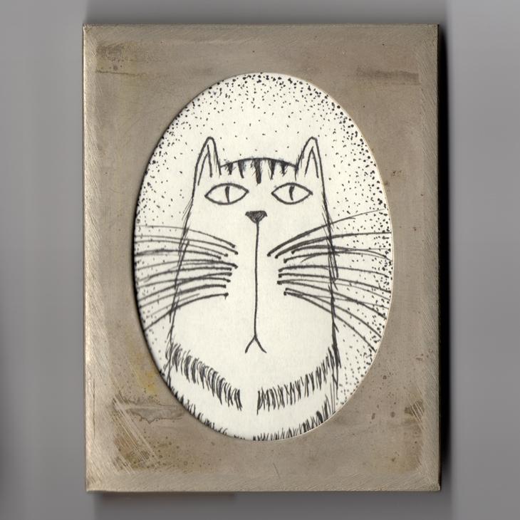 Ilustraciones a plumilla