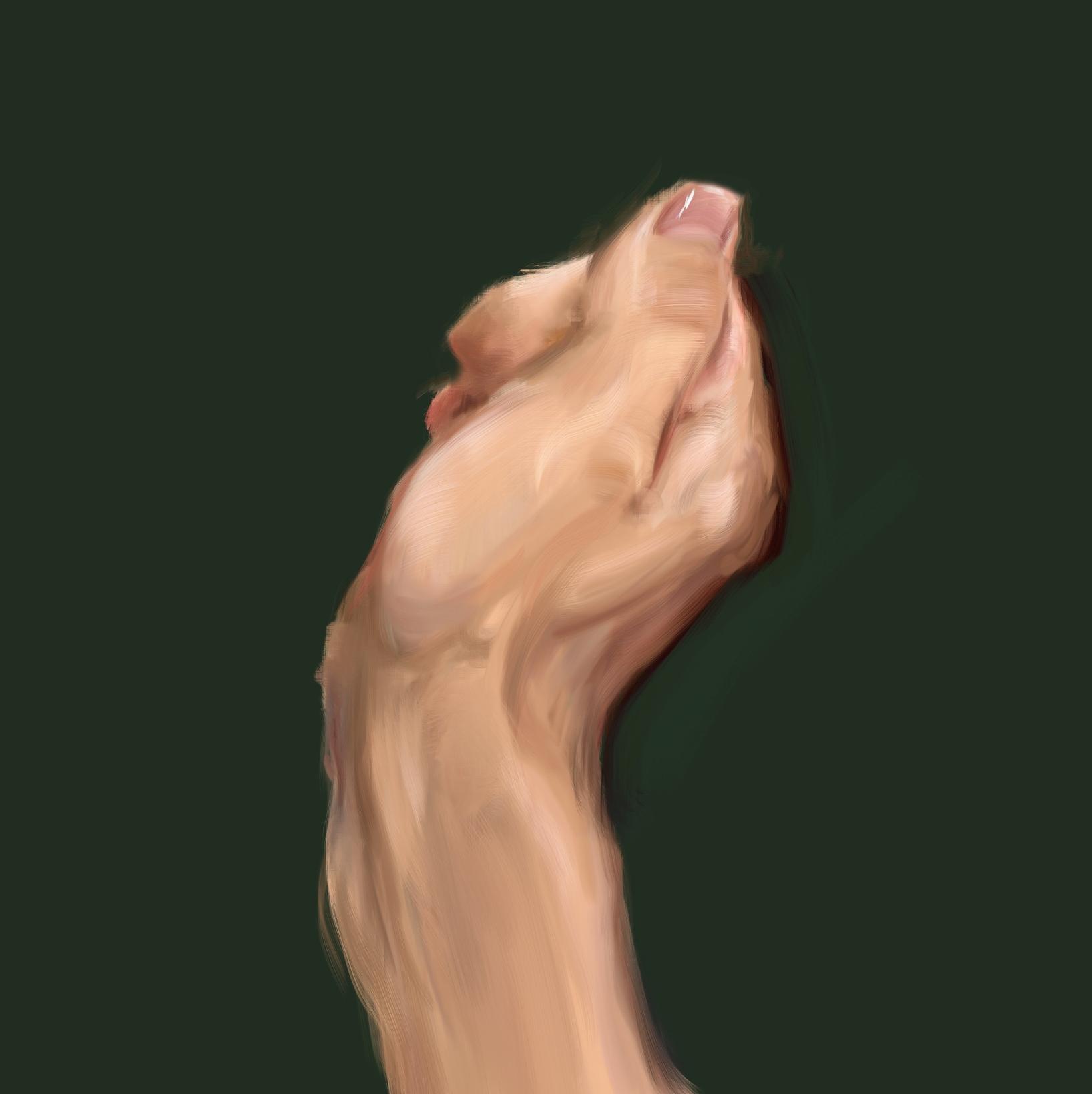 ejemplo Ilustración manos