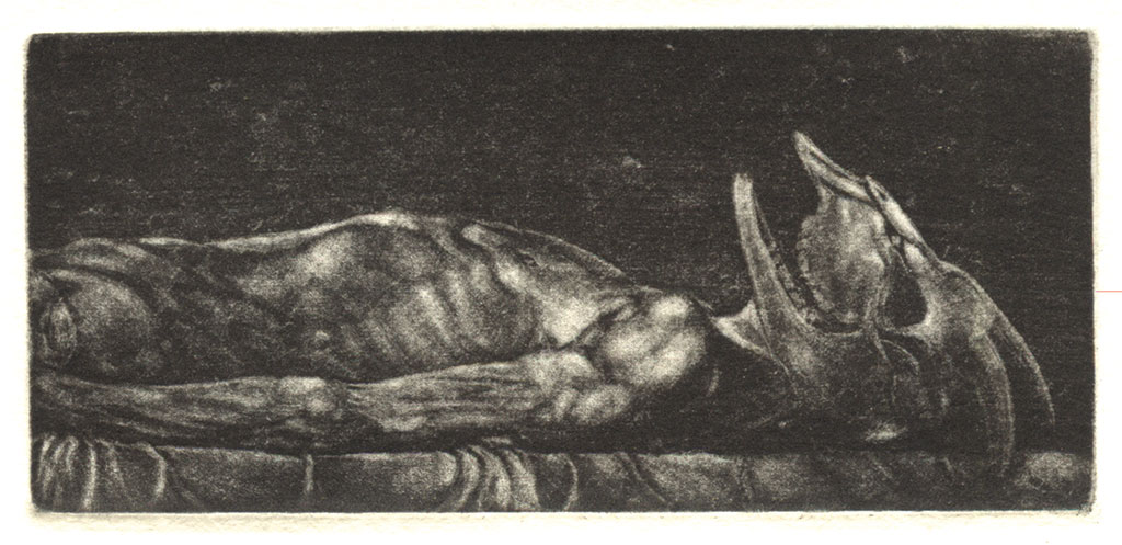 Cabrón Muerto - manera negra