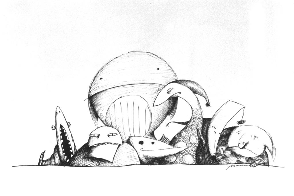 Pandilla - tinta