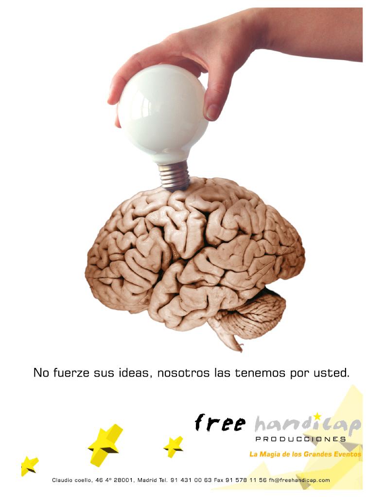 Free, diseñadores anuncios prensa publicidad en medios banderolas y lonas