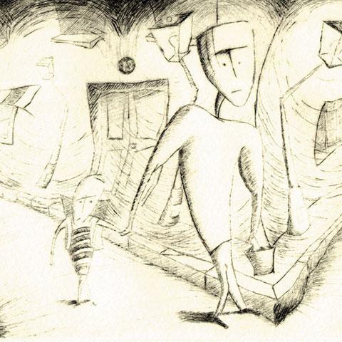 Ilustración freelance Madrid. Ilustración infantil y juvenil