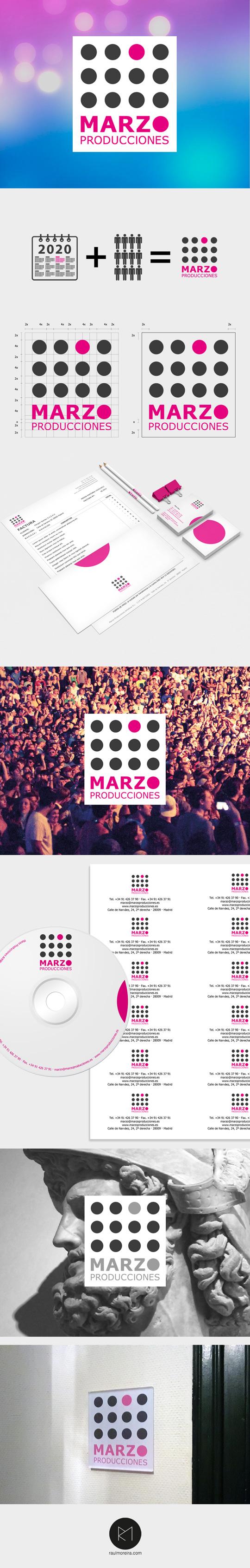Marzo Producciones - eventos