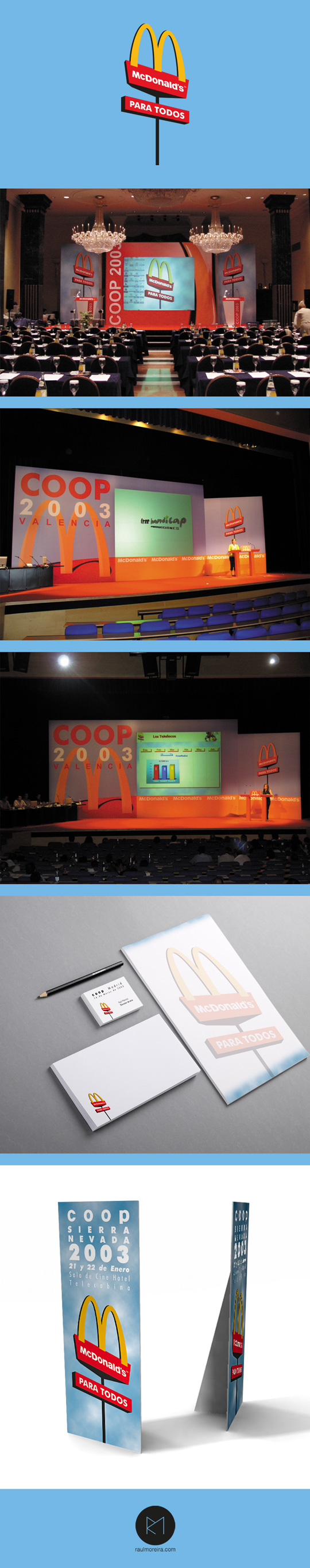 McDonalds Coop - convención