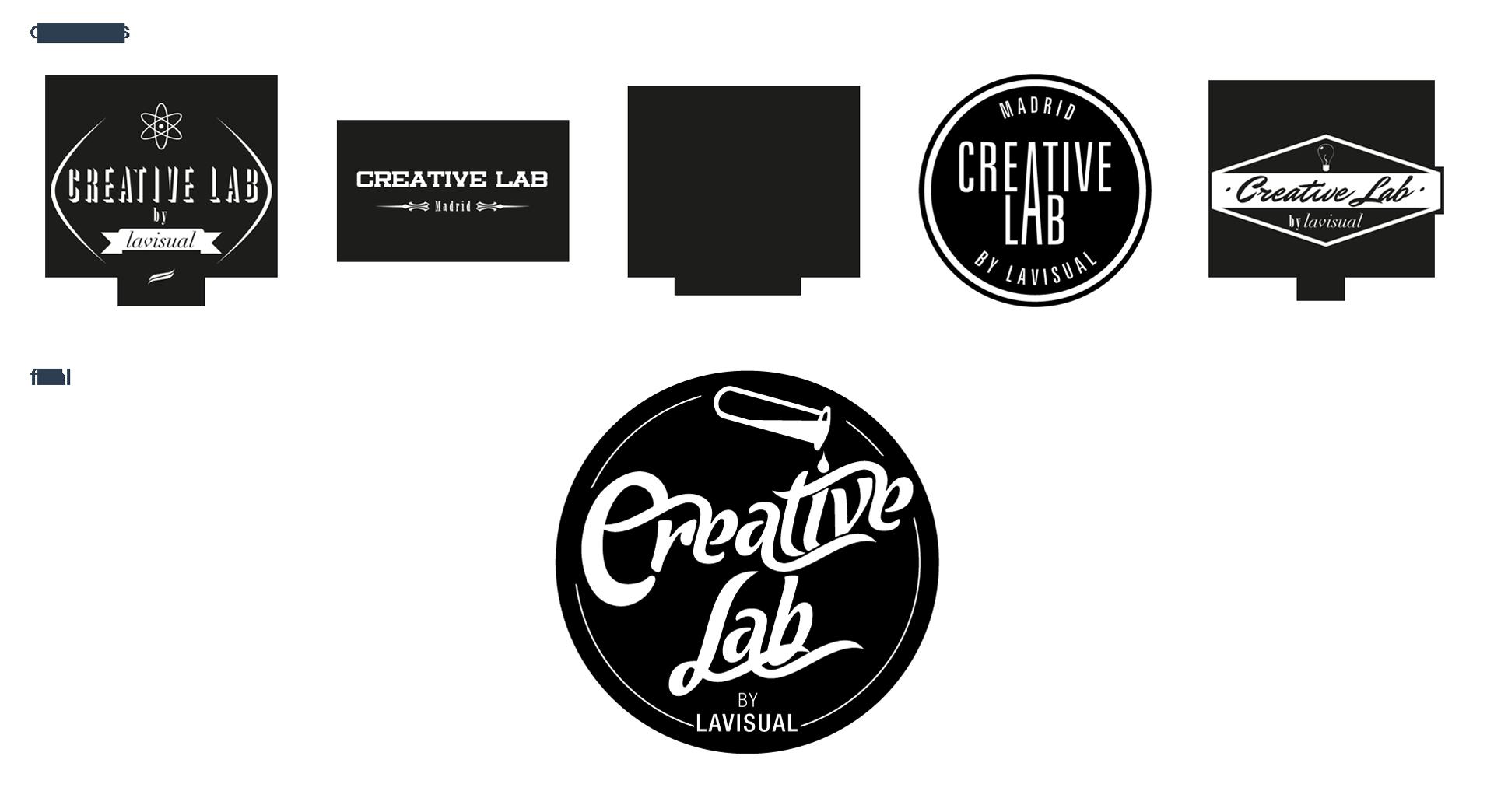 servicio basico de diseño de logotipo