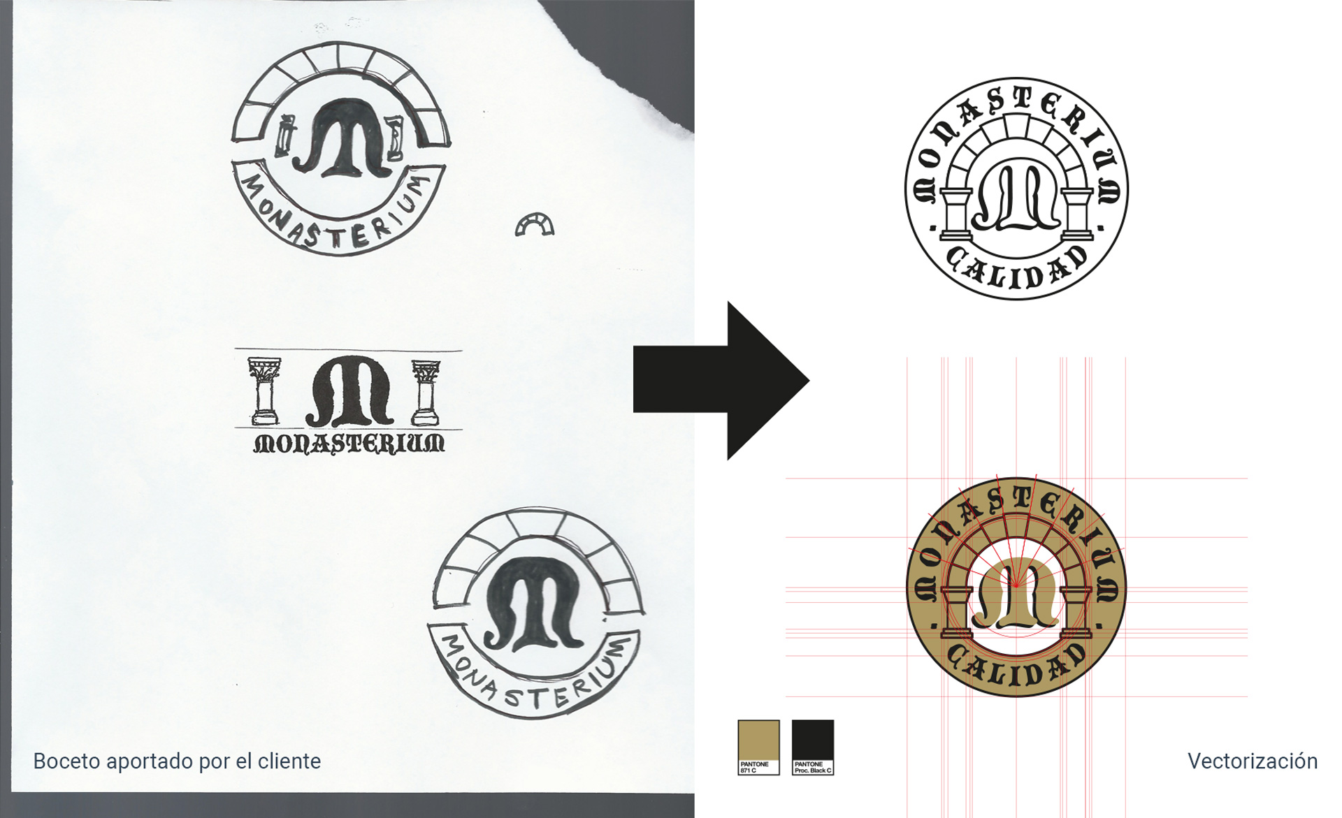 servicio logo vectorizado precio madrid