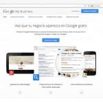 Alta en Google My Business, crear cuenta