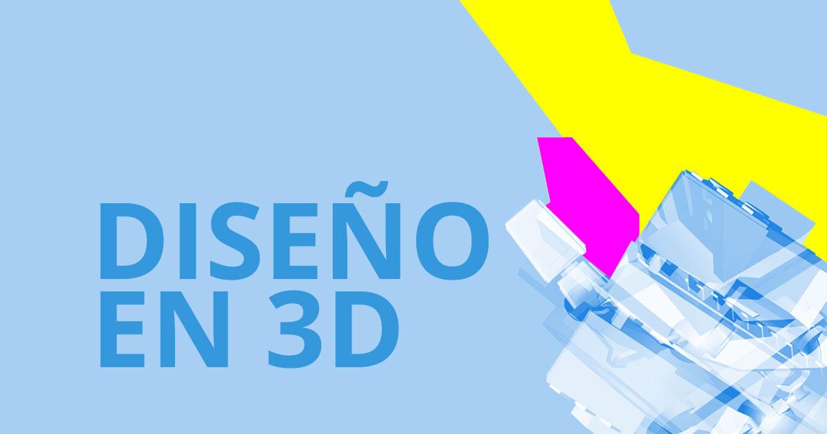 Diseño en 3D Cabecera