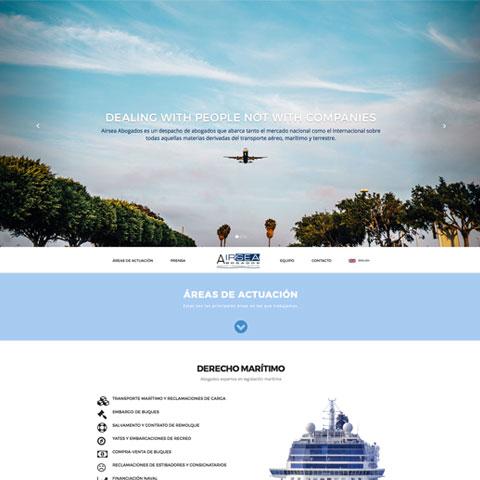 diseñador paginas web Madrid y tienda online