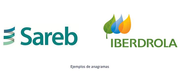 ejemplo de logotipo anagramas