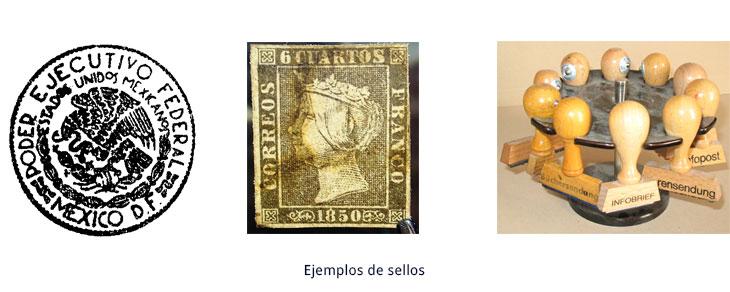 ejemplos de sellos
