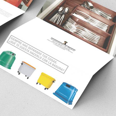 maquetación de folletos, tripticos, dipticos y catálogos
