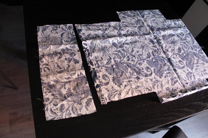 Como forrar una caja de carton con tela for Forrar cajas de carton con tela