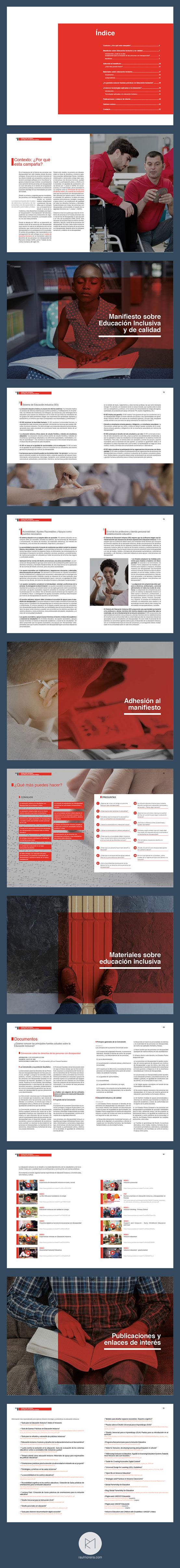 Fundación Universia - Maquetación Libro