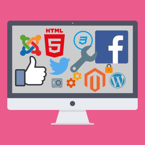 Desarrollo web freelance Madrid con gestión Integral de blogs y redes sociales