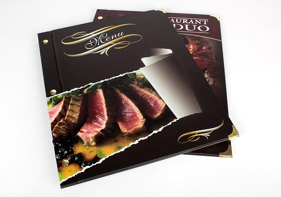 Dise o gr fico para restaurantes y hoteles en madrid for Disenos de menus para restaurantes