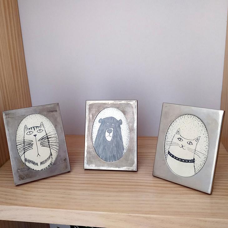 Ilustraciones con marcos