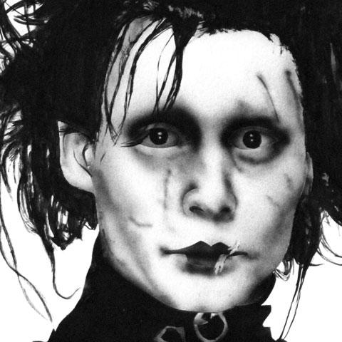 ilustrador publicidad fantástica dark goth