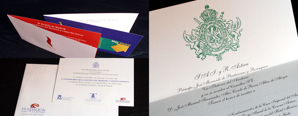 Diseñador de invitaciones autónomo en Madrid, diseño invitaciones para fiestas, cumpleaños, bodas y todo tipo de eventos.
