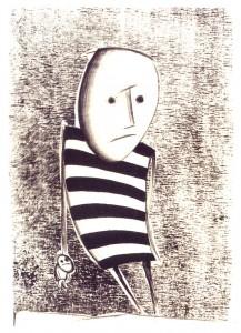 Litografía, Autorretrato, venta de cuadros por internet