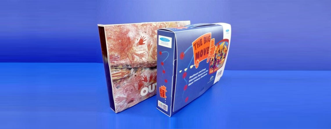 Diseño de maletín de polipropileno pástico para eventos