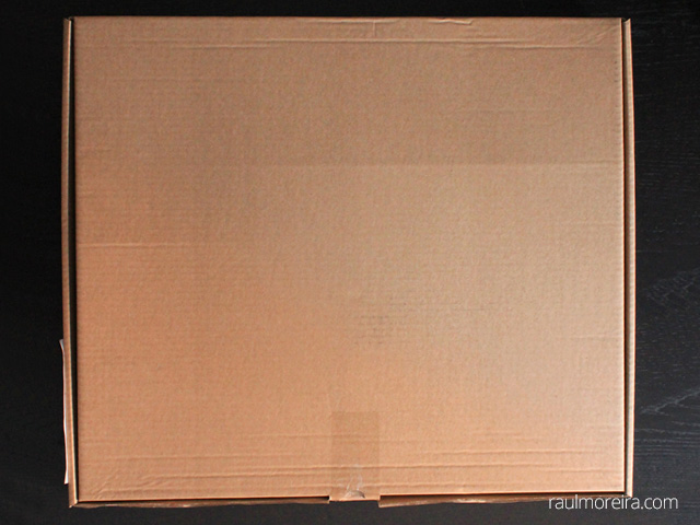 caja urna cartón