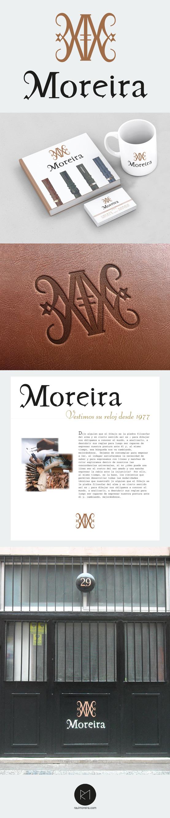 Moreira - Correas de reloj