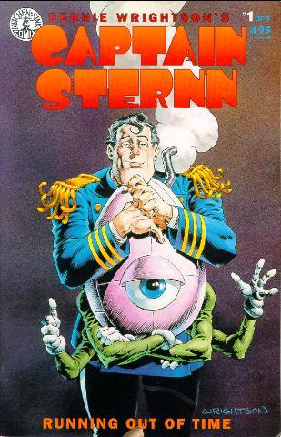 Captain Sternn por Bernie Wrightson