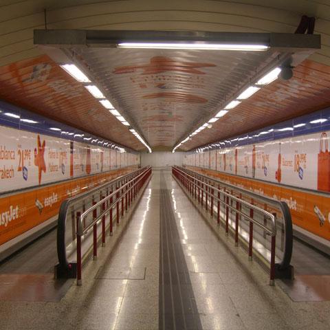 Freelance para producción de publicidad y eventos en Madrid.