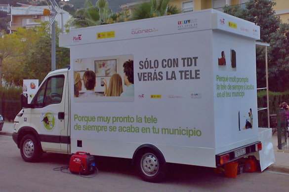 productor de publicidad exterior en Madrid