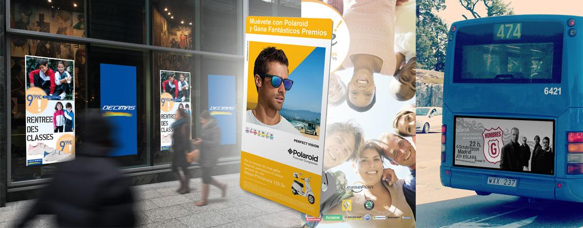 diseñador de publicidad y anuncios