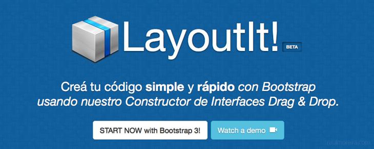 recursos gratis para Bootstrap - Layoutit!