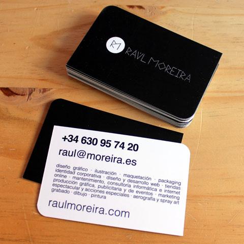 logotipos profesionales y tarjetas baratas en Madrid