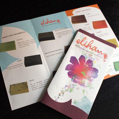 Diseño de folletos en Madrid